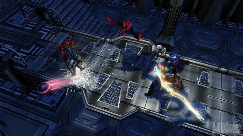 De marvel ultimate alliance nuevas imágenes y detalles de marvel