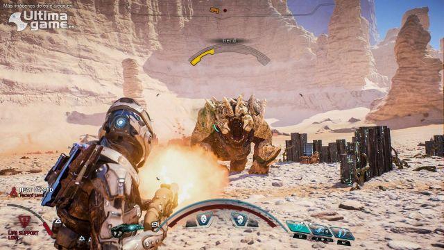 Desvelados los requisitos para PC de Mass Effect Andromeda