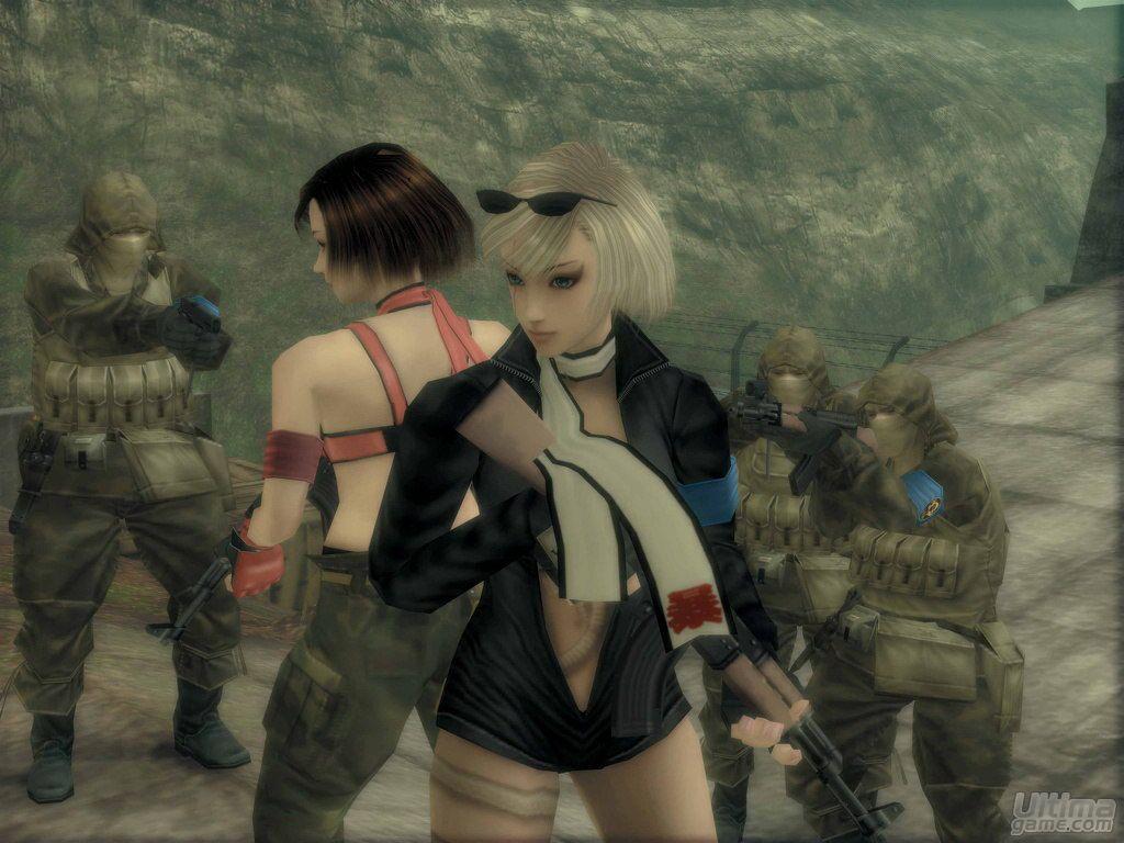 : Impresiones de Metal Gear Solid 3 Subsistence para PlayStation 2