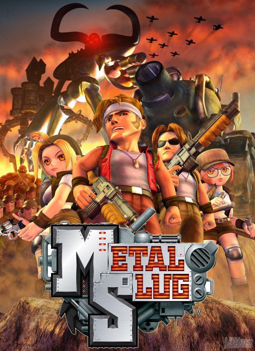 Download Game Metal Slug Ps3 Review