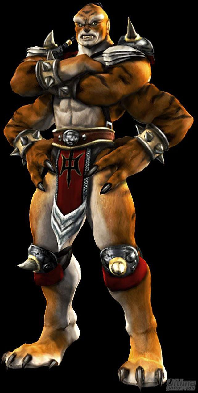 Imágenes de Mortal Kombat Armageddon: Mortal Kombat Armageddon nos