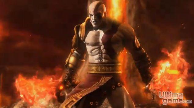 Im�genes de Mortal Kombat: Mortal Kombat - El Dios de la Guerra se presenta en v�deo