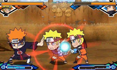 Im�genes de Naruto SD: Powerful Shippuden: Nuestros h�roes muestran sus jutsus (t�cnicas) m�s devastadores contra sus enemigos