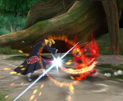 Naruto Shippuden: Clash of Ninja Revolution 3 - Especial Naruto ...