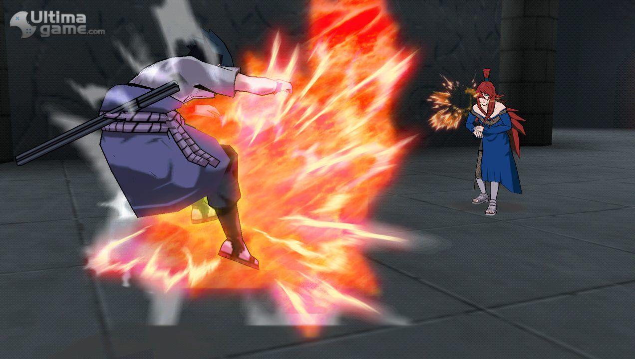 Im�genes de Naruto Shippuden: Ultimate Ninja Impact: Kisame y Killer Bee liberan todo su poder con un nuevo tr�iler