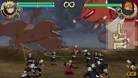 descargar juego de naruto shippuden ultimate ninja impact para pc