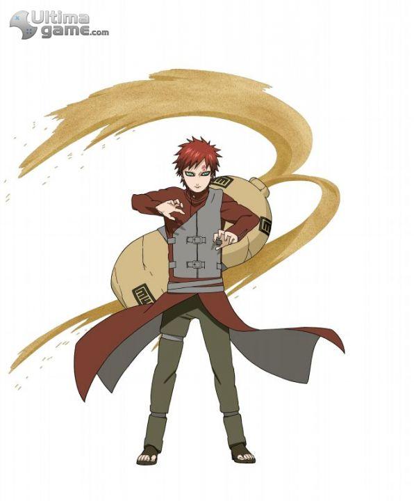 Imágenes de Naruto Shippuden: Ultimate Ninja Impact: Artworks y