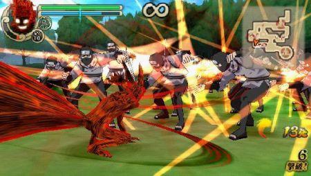 Análisis de Naruto Shippuden: Ultimate Ninja Impact PSP imagen 2