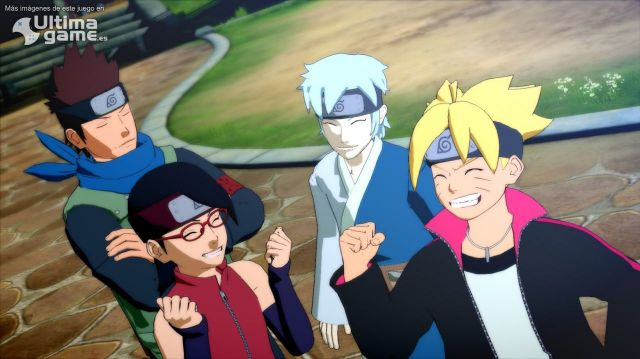 Mizuki se une a Naruto Shippuden Ultimate Ninja Storm 4: Road to Boruto con la información: Personajes