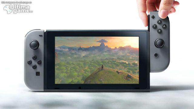Algunos juegos de Nintendo Switch ocuparán más espacio que lo que la consola soporta