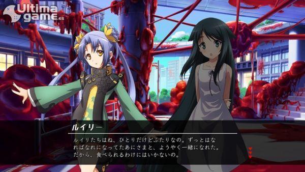 Las chicas de Senran Kagura, invitadas a Nitroplus Blasterz: Heroines Infinite Duel