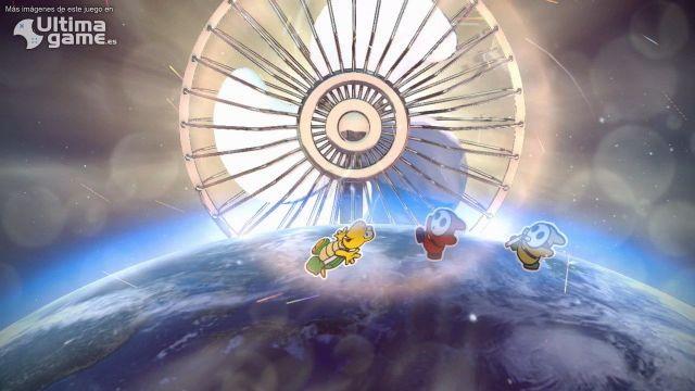 Descubre el poder de los objetos de nuestro mundo en Paper Mario: Color Splash