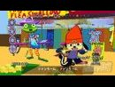 Galer�a de PaRappa the Rapper