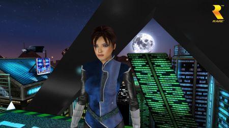 Perfect Dark evoluciona con la potencia de Xbox 360