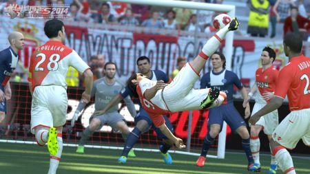 Las novedades gráficas de PES 2014: Pro Evolution Soccer, al descubierto en un nuevo vídeo
