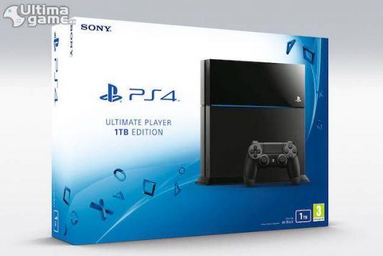 Hazte con tu PS4 de 1 Tera y juegos por menos de 390 euros, con 39 euros de regalo