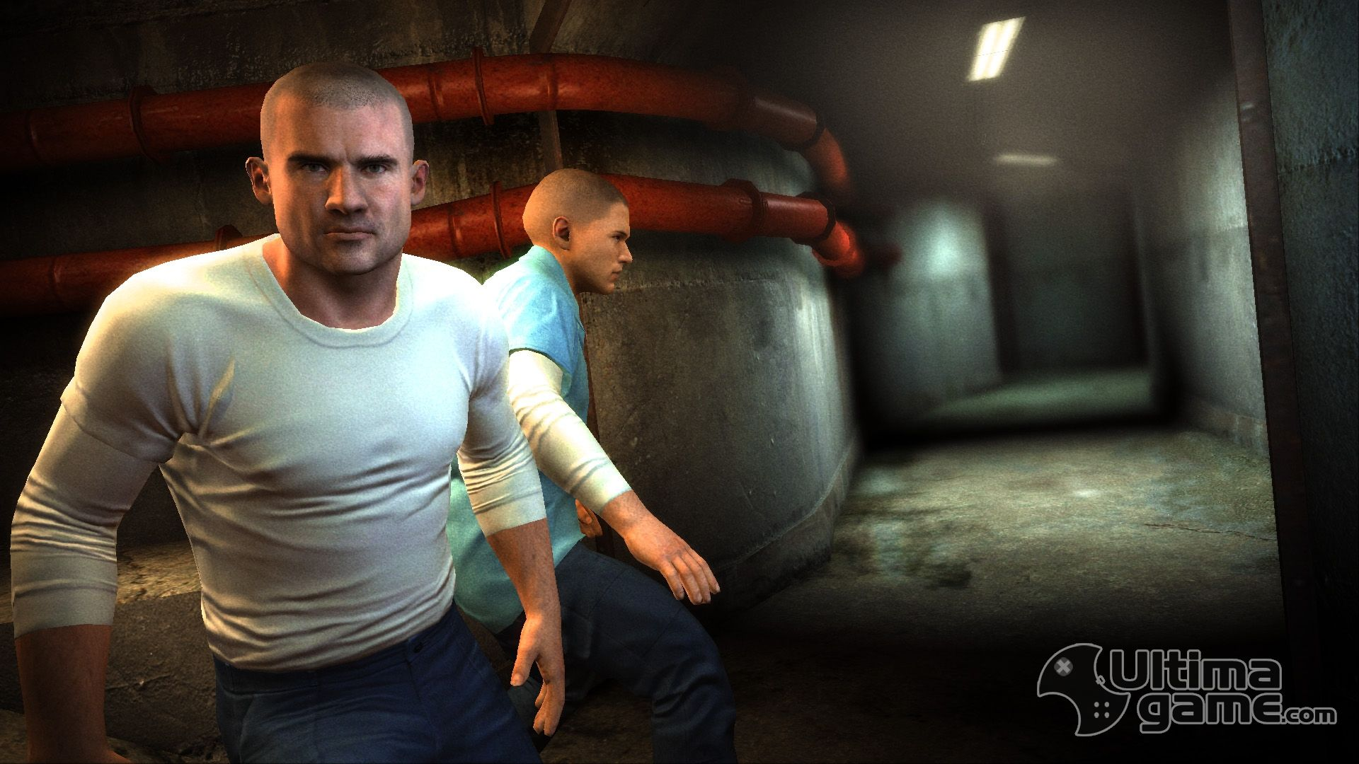 Im�genes de Prison Break: Prison Break: The Conspiracy - Explora los rincones nunca vistos de Fox River