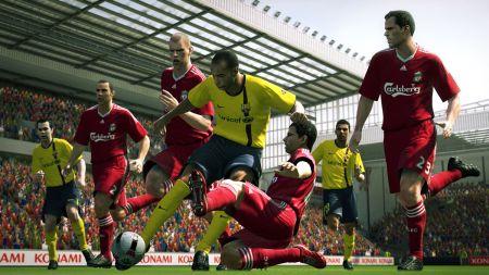 Especial Pro Evolution Soccer 2010 - Konami nos muestra cómo está evolucionado esta esperada entrega imagen 2
