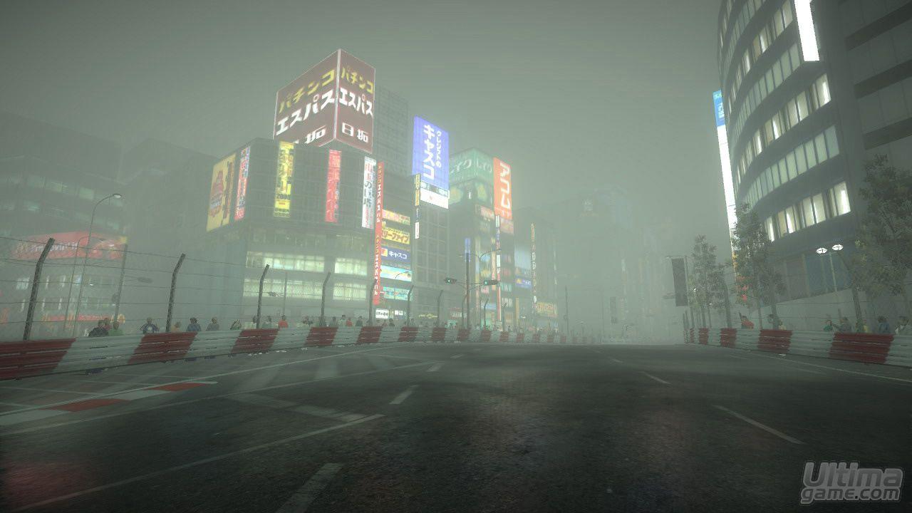 Im�genes de Project Gotham Racing 4: Condiciones climatol�gicas din�micas en Project Gotham Racing 4 � En detalle