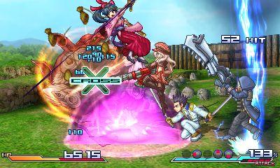 Im�genes de Project X Zone: Project X Zone - �Confirmado el lanzamiento en Europa! Examinamos las claves del RPG de 3DS