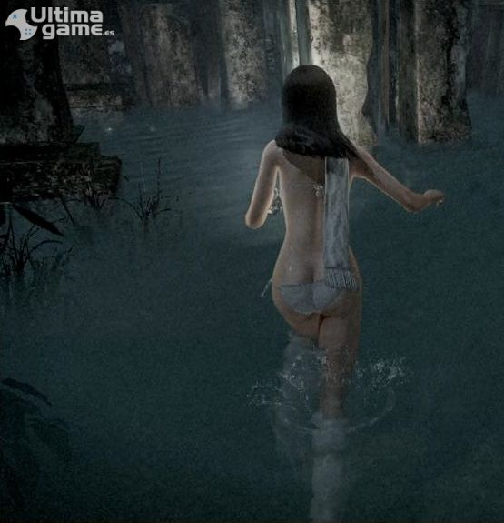Imágenes de Project Zero: Maiden of Black Water: Trajes especiales muy picantes para Project Zero: The Black Haired Shrine Maiden