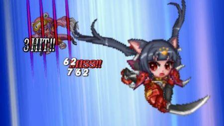 Alyutta y Jubei Yagyu de Hyakka Ryoran Samurai Girls se presentan en imágenes imagen 1