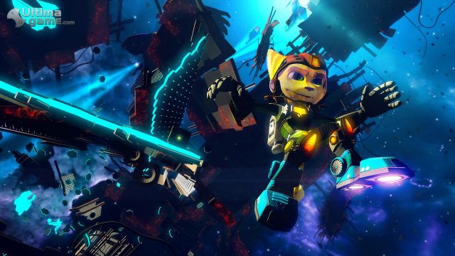 Ratchet & Clank: Nexus, cada vez más cerca de PS Vita