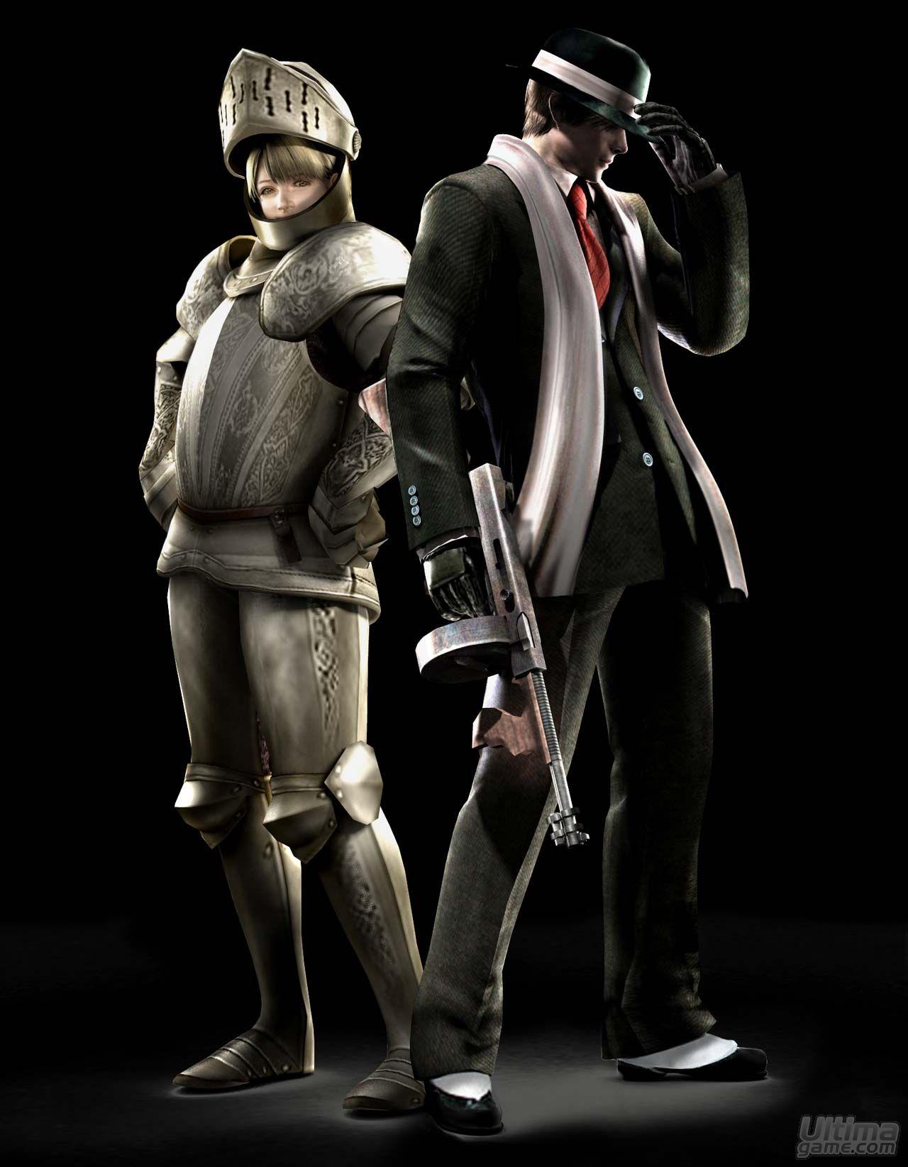 Evil 4: Nuevo trailer de la versión PlayStation 2 de Resident Evil 4