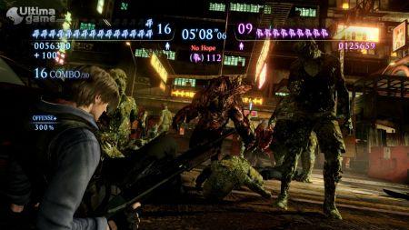 Resident Evil 6 en PS4 y Xbox One. A Capcom se le filtra su pr�ximo remake