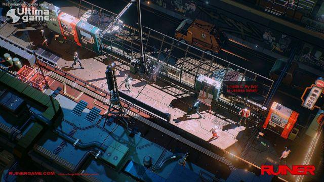 El violento shoot'em up de Reikon Games también llegará a consolas