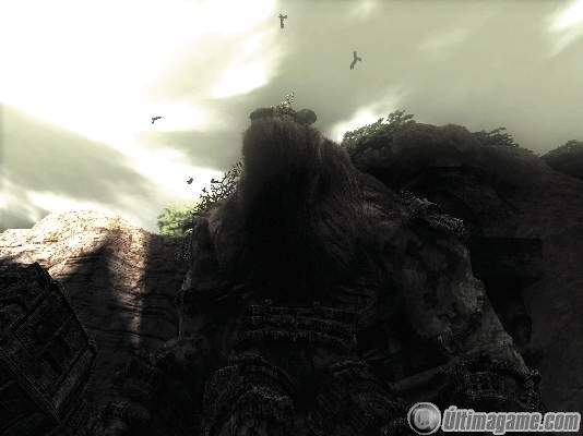 Im�genes de Shadow of the Colossus: 12 nuevas im�genes de Wanda To Kyozou