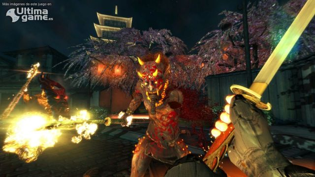 Descubre cómo es Shadow Warrior en consolas con un nuevo vídeo