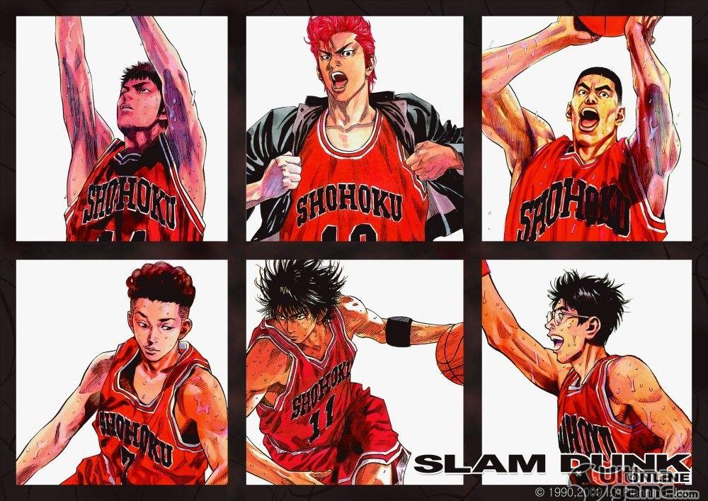 imagen de slam dunk: