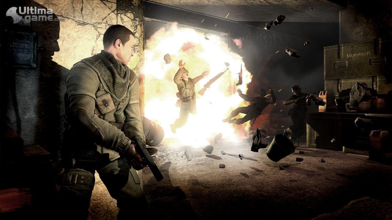 la noticia: Comprar Sniper Elite V2 en PS3, XBOX 360, PC y WII U