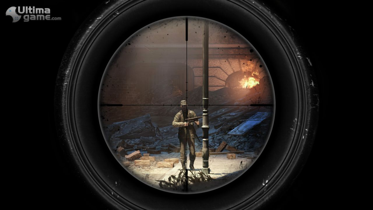 La noticia comprar sniper elite v2 en ps3 xbox 360 pc y wii u