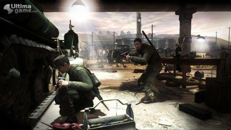 Detectados graves problemas con la versi�n de Wii U de Sniper Elite V2
