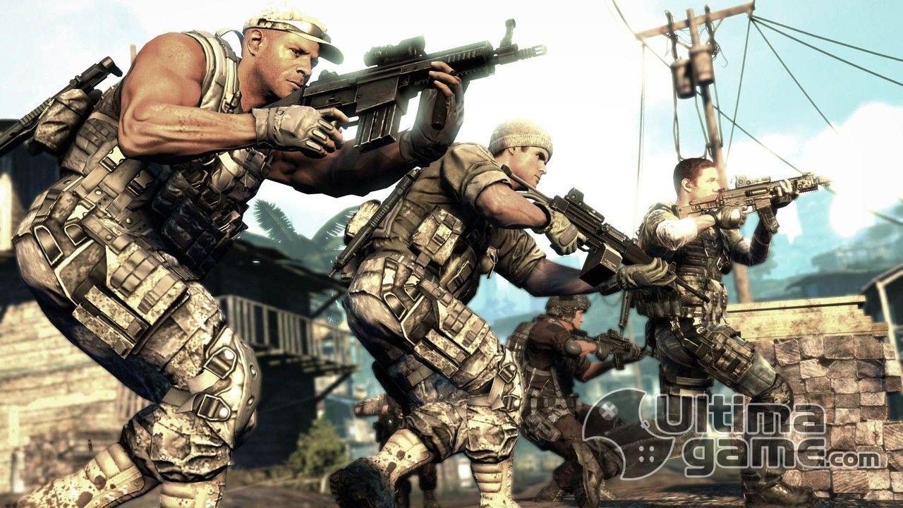 Imágenes de SOCOM: Special Forces: E3 10 - SOCOM 4: U.S. Navy SEALs