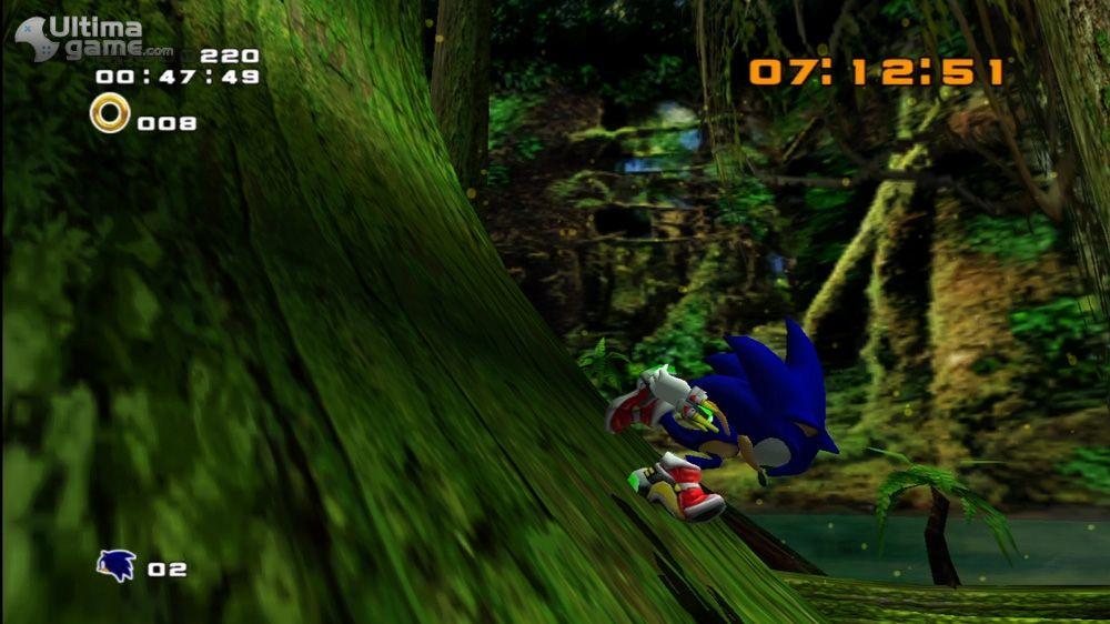 Im�genes de Sonic Adventure 2 HD: Sonic y sus amigos revivir�n su gran aventura de Dreamcast en alta definici�n