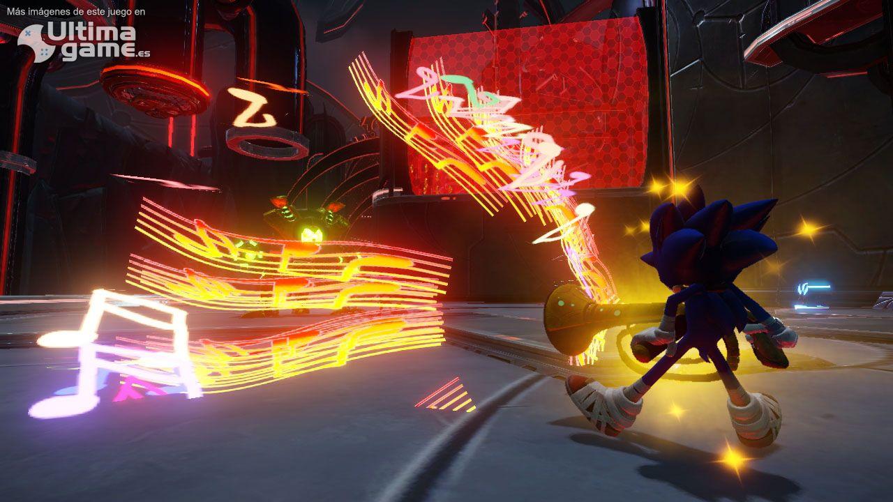 Imágenes de Sonic Boom El Ascenso de Lyric: La mano de energía, un nuevo arma para Sonic Boom: El Alzamiento de Lyric