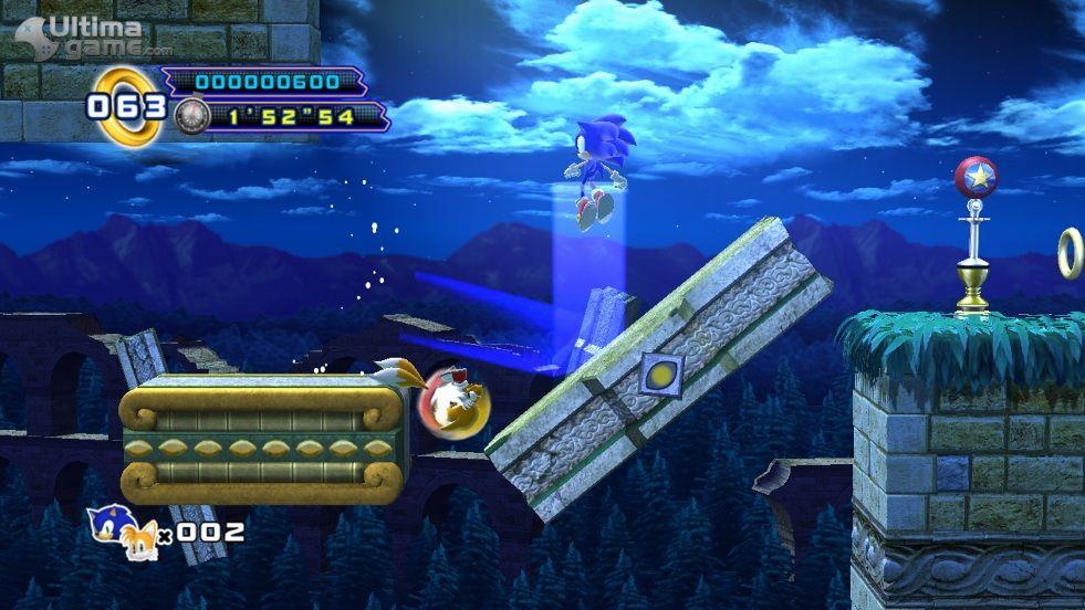������ , ����� ���� Sonic �������� ������ ��������� �����2 Sonic the Hedgehog 4 Episo