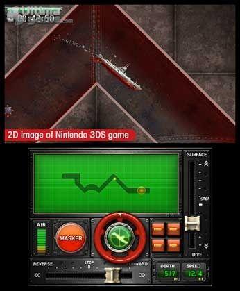 Im�genes de Steel Diver: Steel Diver - Descubre al gran tapado del lanzamiento de Nintendo 3DS
