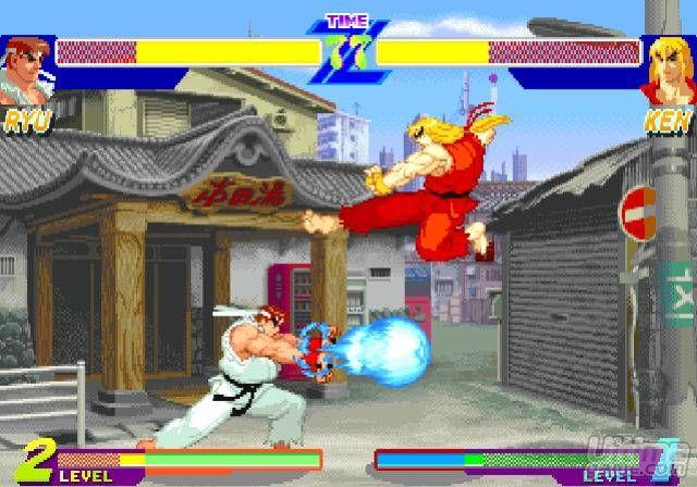 de un nuevo pack con todos los Street Fighter Alpha para PlayStation 2