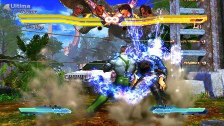 Los nuevos personajes nos descubren sus movimientos en un tráiler especial para PS Vita