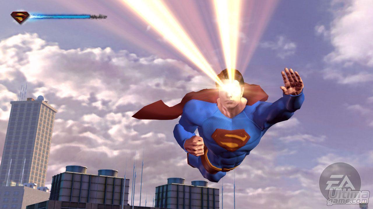 superman free game