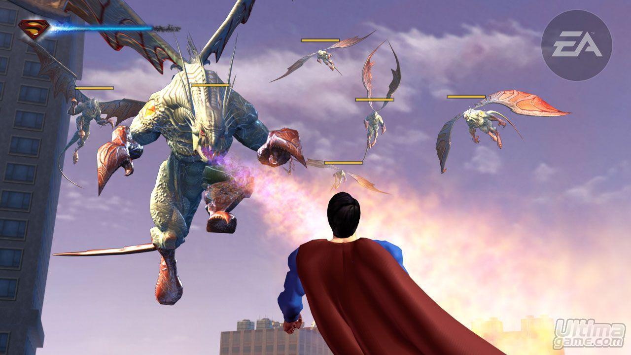 Скачать торрент игру супермен на пк