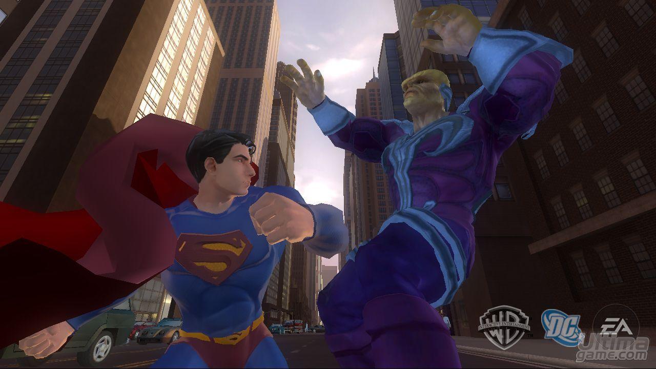 Superman Returns: El Videojuego