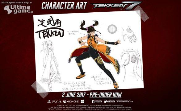 Para los más nostálgicos, podrás escuchar las canciones de todos los Tekken anteriores