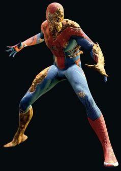 5 nuevos trajes alternativos desvelados: Araña Escarlata, Big Time, Fundación Futuro...