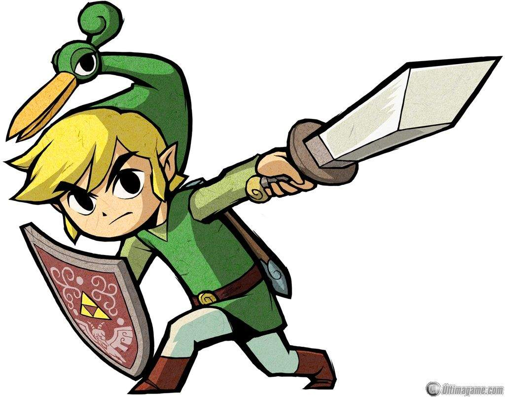 Minish Cap: 22 nuevas imágenes de The Legend of Zelda: The Minish Cap