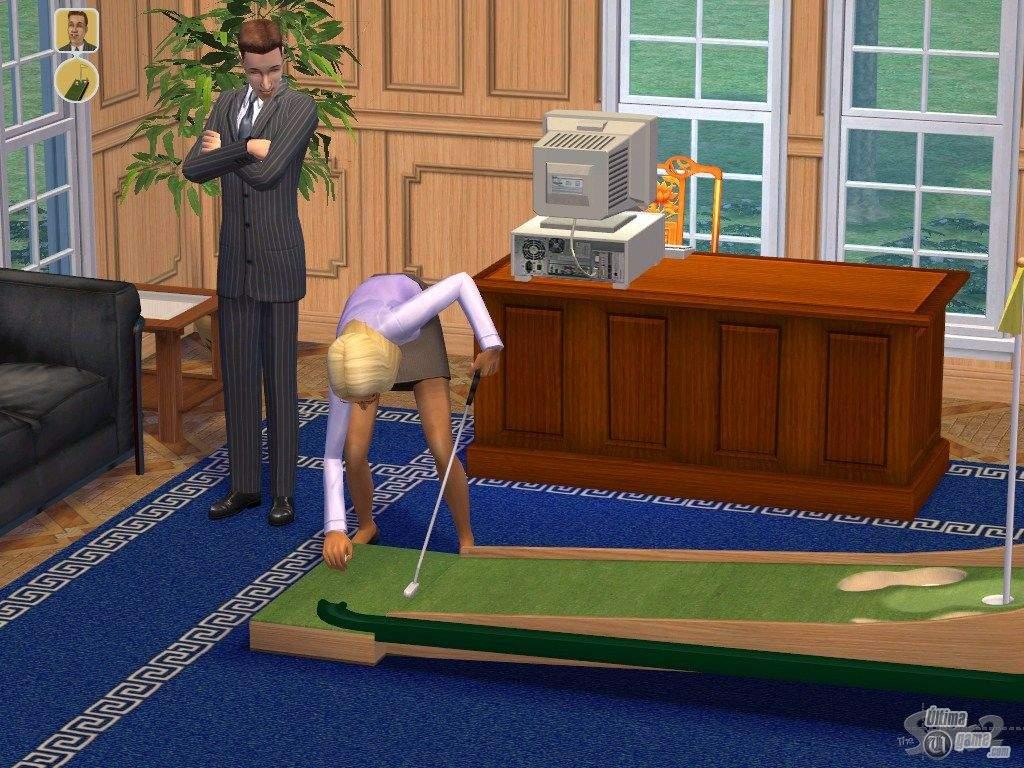 Imágenes de The Sims 2: Nuevas imágenes de The Sims 2 para PC